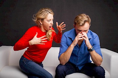 Hell Hath No Fury: Women and Anger in Relationships