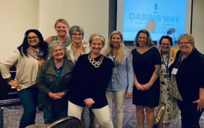 The Daring Way – A Message From Our Director